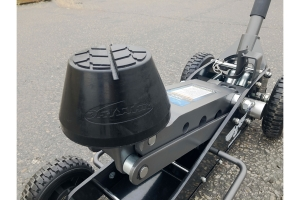 Daystar Heavy Duty Jack Pad - 5.5in Diameter