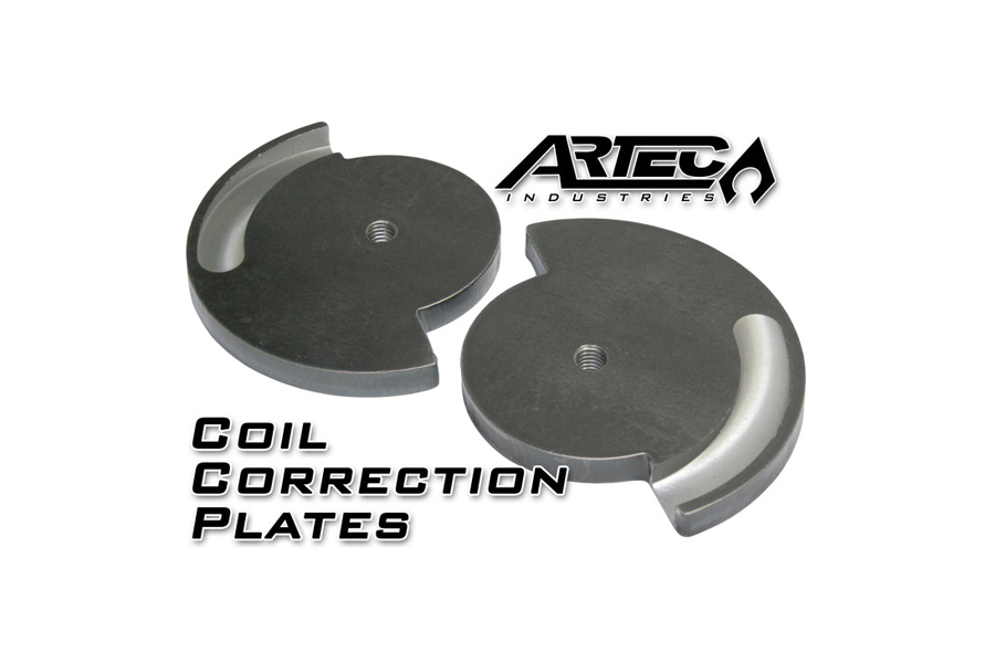Artec Industries Coil Correction Plate (Part Number:BR1041)
