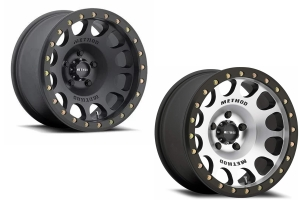 Method Race Wheels 105 Package - Set of 5 - JT/JL/JK/LJ/TJ
