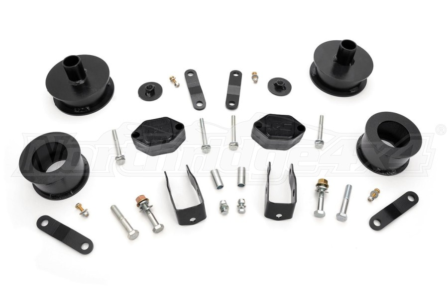 Rough Country 2.5IN Suspension Lift Kit  (Part Number:656)