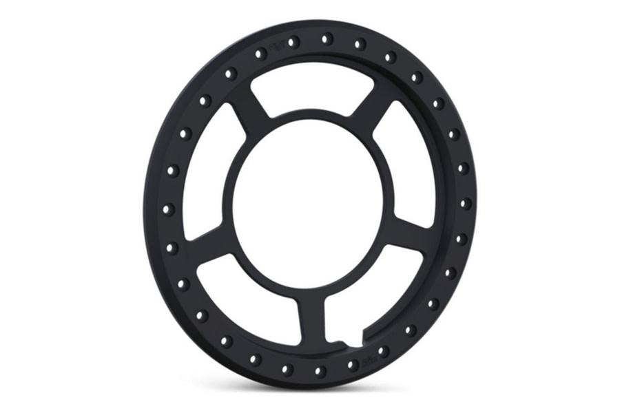 Dirty Life Rash Ring for DT-2 Wheels, Matte Black – 20in