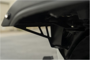 Rugged Ridge Front Fender Chop Brackets  - JL Rubicon