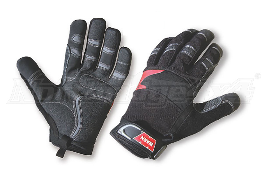 Warn Winching Gloves XX-Large (Part Number:91600)