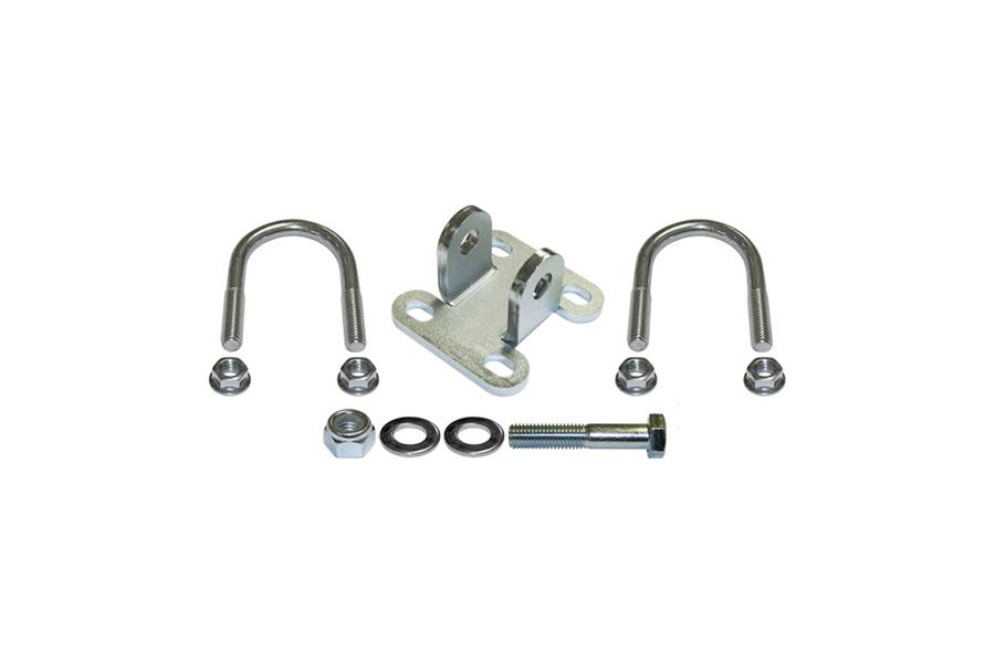 RockJock CURRECTLYNC Steering Stabilizer Bracket Kit - JK