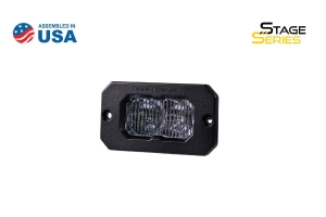 Diode Dynamics SSC2 2IN Sport Flush Mount LED Fog Pod, ABL