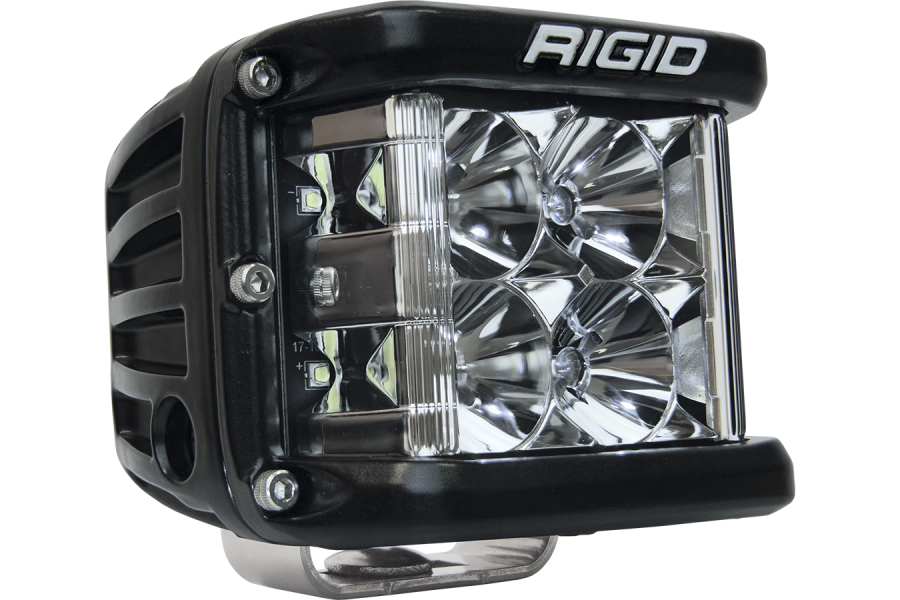 Rigid Industries D-SS PRO Flood Side Shooter Cube (Part Number:261113)