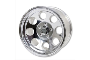 Pro Comp Xtreme Alloys Series Polished Aluminum Wheel 16x8 5x127 (Part Number: )