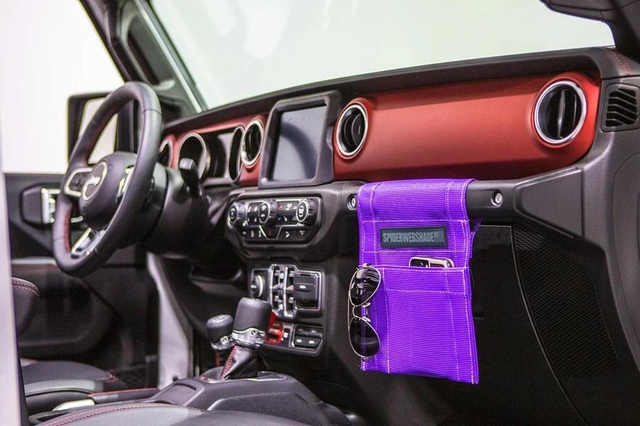 SpiderWebShade Grab Bag - Purple - JL