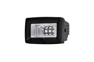 KC HiLites 2in C-Series C2 LED Light, Single - Flood Beam