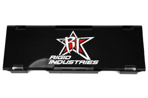 Rigid Industries 10in E-Series Light Cover Black ( Part Number: RIG11091)