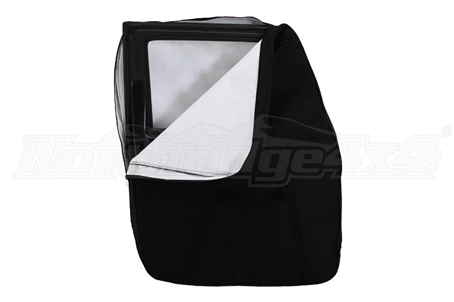 Smittybilt Hard Door Storage Bag (Part Number:595201)