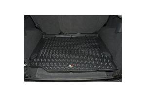 Rugged Ridge Cargo Mat Rear Black - JK 2007-10