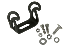 Rigid Industries D-series L Bracket Kit Black (Part Number: )