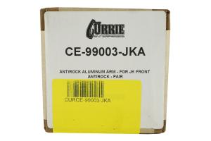 Currie Enterprises Anti Rock Aluminum Arms 16in (Part Number: )