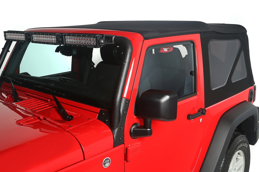 Rugged Ridge Montana Soft Top, Black Diamond  - JK 2Dr 2010+