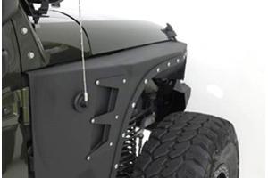 Smittybilt XRC Armor Fenders Front (Part Number: )