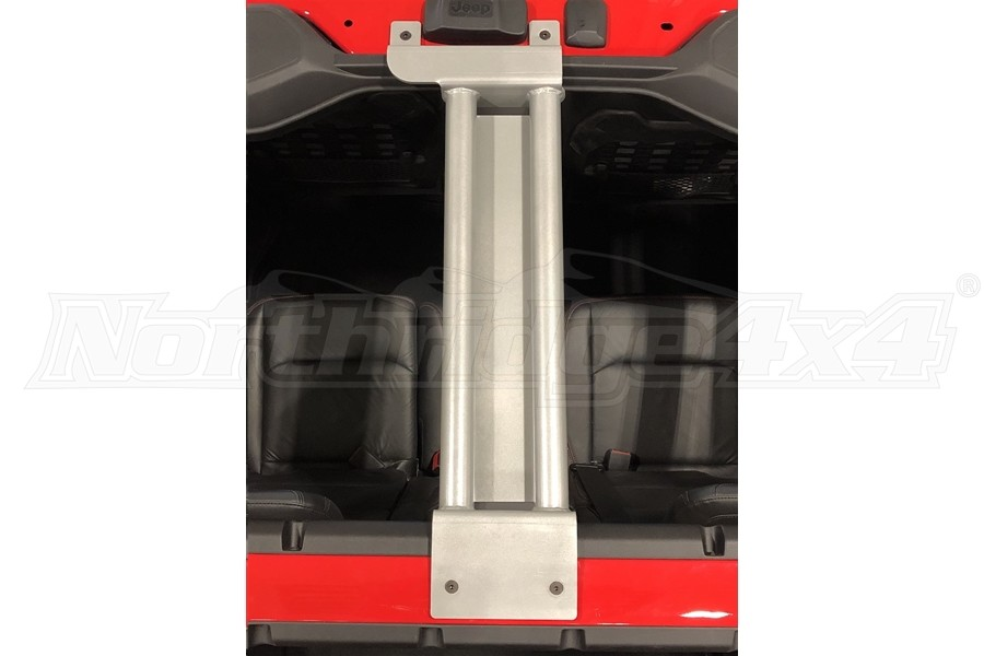 Rock Hard 4x4 Rear Overhead Center Bar - JL 4Dr