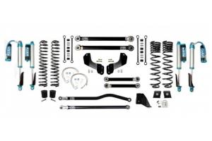 EVO Manufacturing 6.5in Enforcer Overland Stage 3 Plus Lift Kit w/ King Shocks - JT Diesel