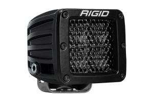 Rigid Industries D-Series Midnight Pro Spot Diffused LED Lights - Pair