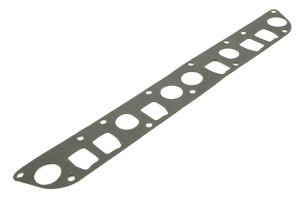 Drake Off Road TJ Stainless Steel Header Bare (Part Number: )