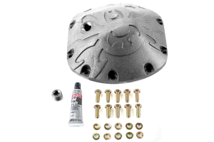 Poison Spyder Bombshell Dana 30 Differential Cover Raw - JK/LJ/TJ