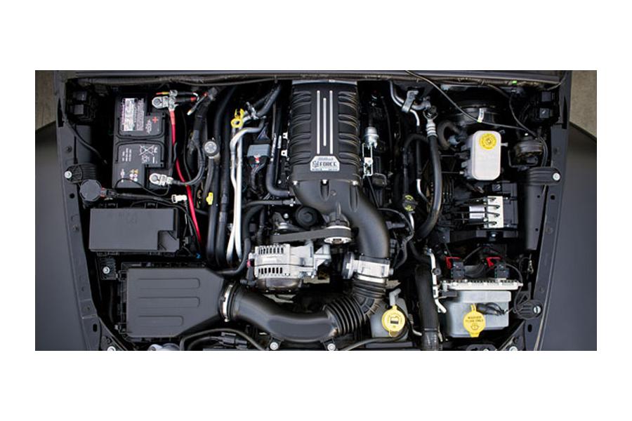 Edelbrock E-Force Supercharger (Part Number:15270)