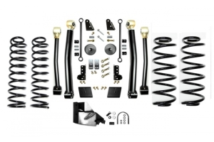EVO Manufacturing 3.5in Enforcer Lift Kit w/Shock Extensions Stage 3 (Part Number: )