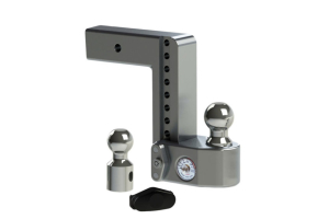 Weigh Safe 8in Drop Hitch w/ 2.5in Shaft