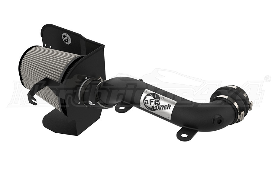 AFE Power Magnum FORCE Stage-2 XP Pro DRY S Cold Air Intake System, 3.6L - JL/JT