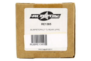 Rubicon Express 2in Rear Upper Bump Stops (Part Number: )