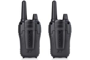 Midland X-Talker Two-Way Radios w/ Desktop Charger