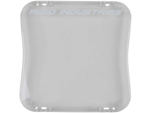 Rigid Industries Dually XL Cover Clear (Part Number: )