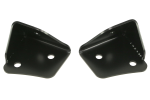 Poison Spyder Lower A-Pillar Light Mount Set (Part Number: )