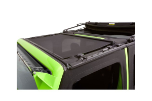 Bestop Retractable Sunshade for Soft Top Mesh - JK