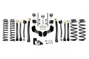 EVO Manufacturing 3.5in Enforcer Overland Lift Kit Stage 4 (Part Number: )
