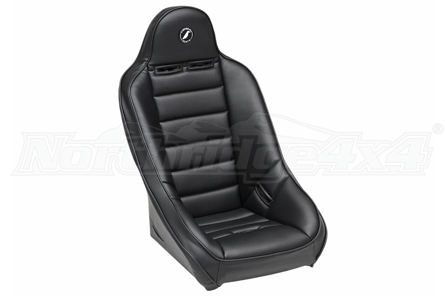 Corbeau Baja Ultra Wide Black Vinyl / Cloth