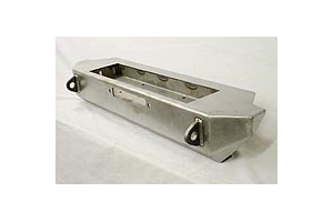 M.O.R.E. Stubby Front Bumper (Part Number: )