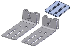 ARB Quick Release Awning Bracket Kit1 (Part Number: )