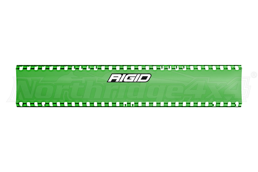 Rigid Industries SR-Series 10in Cover, Green (Part Number:105993)