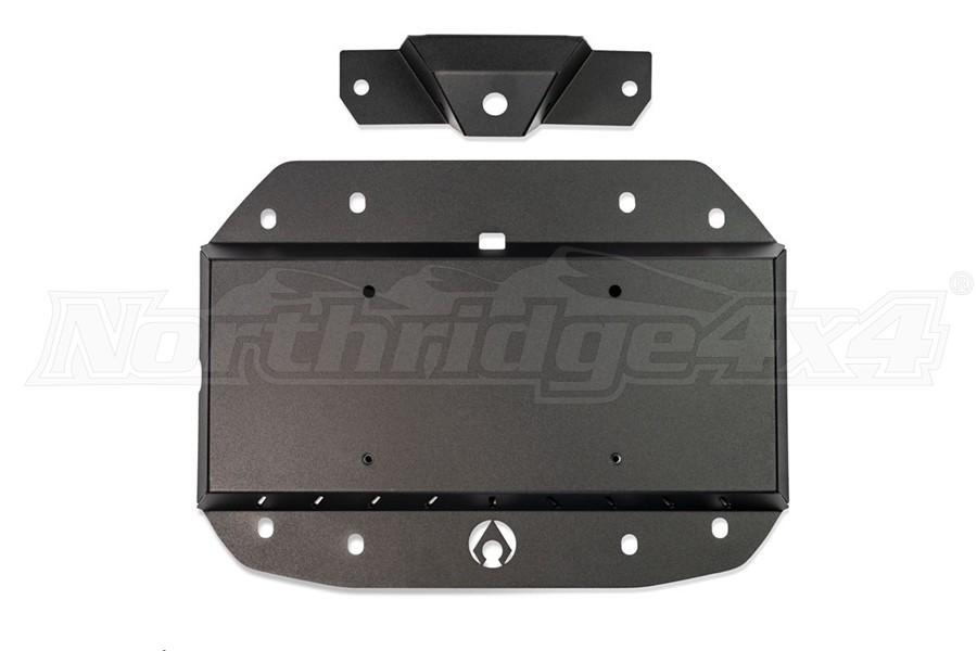 Artec Industries Spare Tire Delete Kit, Black - JL