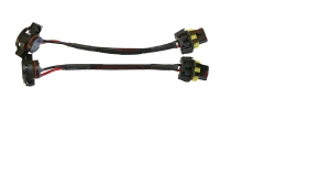 JW Speaker Fog Light Adaptor Harness Kit (Part Number: )