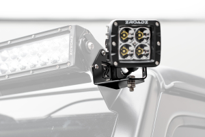 T-REX ZROADZ Side Mount LED Brackets For Zroadz Front Roof Mounts (Part Number: )