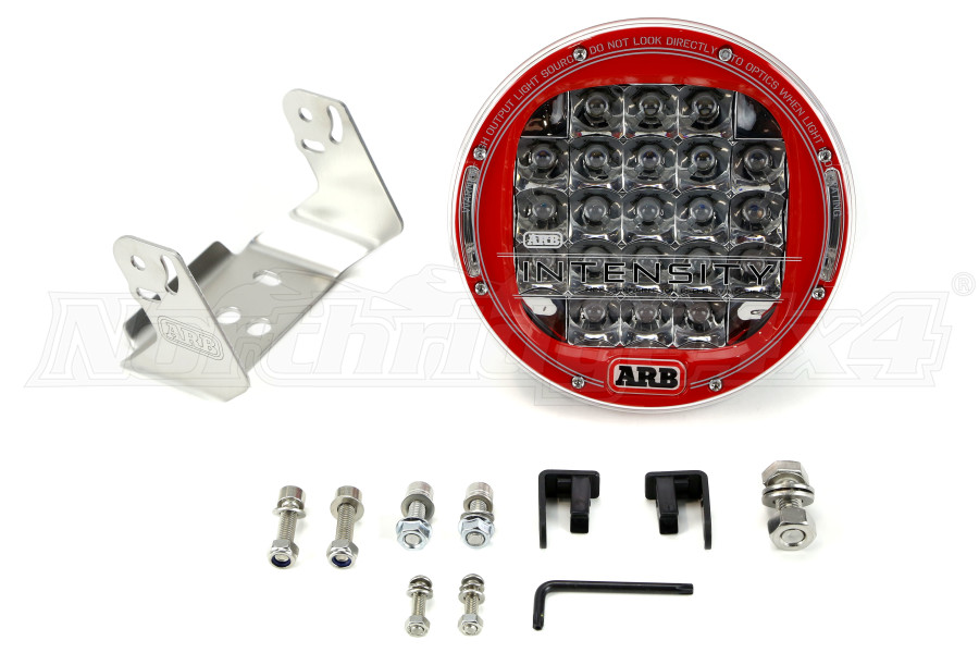 ARB Intensity LED Driving Flood Lights 7in (Part Number:AR21F)