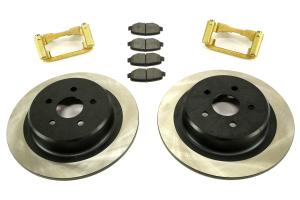 Dynatrac ProGrip Brake Upgrade System (Part Number: )