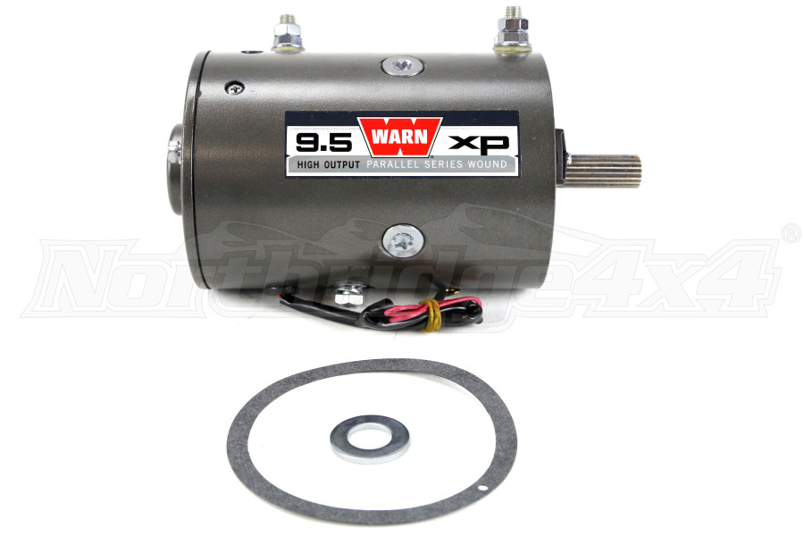 Warn Replacement Winch Motor (Part Number:68608)