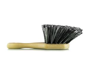 Chemical Guys Wheel and Rim Flagged Tip Brush