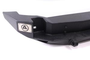 Smittybilt XRC Atlas Rear Bumper Black (Part Number: )