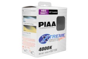 PIAA HB5 120/110W 9007 Xtra Xtreme White Plus Twin Pack