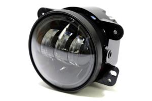 JW Speaker 6145 Fog Light Black ( Part Number: 0547971)