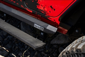 Amp Research PowerStep XL Electric Running Boards - JK 4dr